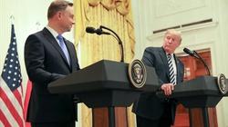 Trump: Polska jest liderem w zakresie wydatków na obronność - miniaturka