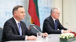 Prezydent na Litwie: Utrzymać sankcje wobec Rosji! - miniaturka
