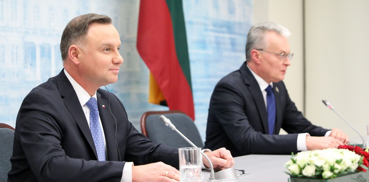 Prezydent na Litwie: Utrzymać sankcje wobec Rosji! - zdjęcie