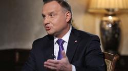 Prezydent w TVP: O przyszłość NATO możemy być spokojni - miniaturka