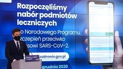 Rusza narodowy program szczepień. Gdzie i kiedy się zgłaszać? - miniaturka