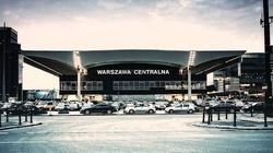 Ewakuacja Dworca Centralnego w Warszawie. Podejrzany pakunek... - miniaturka