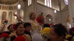 Filipiny. Po trzydziestu latach Dzieciątko Jezus wróciło na swoje miejsce - miniaturka