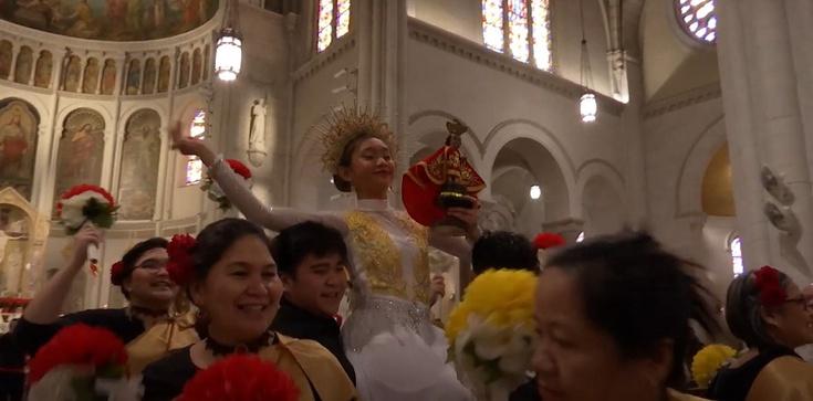 Filipiny. Po trzydziestu latach Dzieciątko Jezus wróciło na swoje miejsce - zdjęcie
