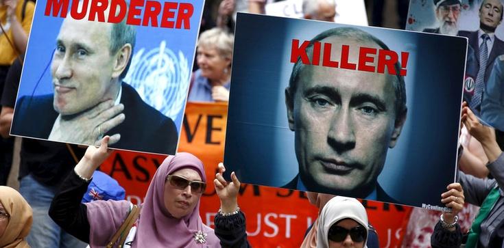 Teluk: Rosja zabija Syrię - zdjęcie