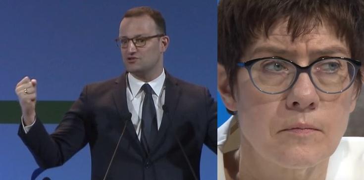 Kto zastąpi Merkel? 56-letnia katoliczka albo gej (też ,,katolik'') - zdjęcie
