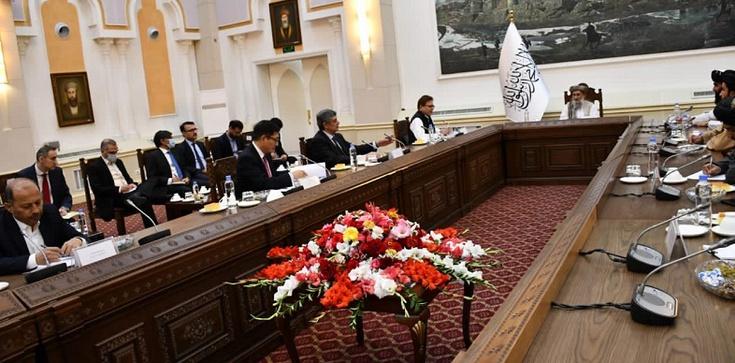 Rozmowy w Kabulu. Wspólny front Rosji, Chin i Pakistanu? - zdjęcie