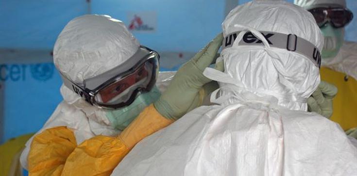 Ebola w RD Konga staje się międzynarodowym zagrożeniem - zdjęcie