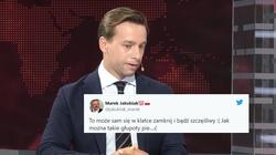 M. Jakubiak ostro o Bosaku: ,,Jak można tak pier***ić'' - miniaturka