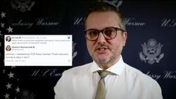 Zagranica zabrała głos. Amerykański dyplomata chce bronić polskich mediów  - miniaturka