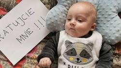 Pomóżmy małemu Bartusiowi! Uratować może go tylko najdroższe lekarstwo świata - miniaturka
