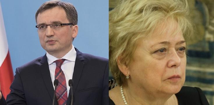 Łapy precz od Polski. KRS odpowiada na pytanie unijnej instytucji... - zdjęcie