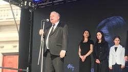 Jarosław Kaczyński: Chcemy jedności Polaków. Jedności wokół dobra, nie wokół zła! - miniaturka