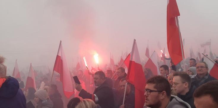 Różaniec, race i pro-life. Marsz Niepodległości w Warszawie - zdjęcie