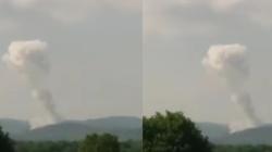 Dolny Śląsk: Eksplozja w fabryce prochu! Trwa akcja ratunkowa [FILM] - miniaturka