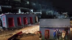 Eksplozja w polskiej odlewni magnezu. Są poszkodowani - miniaturka