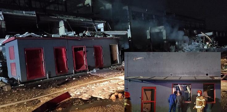 Eksplozja w polskiej odlewni magnezu. Są poszkodowani - zdjęcie