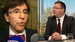Wiceminister Wójcik odpowiada na atak premiera Elio Di Rupo na prezydenta Dudę - miniaturka
