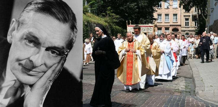 T.S. Elliot: 'Możemy przyjąć lub odrzucić ideę społeczeństwa chrześcijańskiego' - zdjęcie