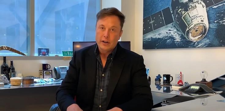 Teraz Elon Musk jest najbogatszy na świecie - zdjęcie