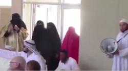 Szok! Muzułmanie zakłócają chrześcijańskie nabożeństwo! FILM - miniaturka