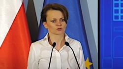 Nieoficjalnie: Jadwiga Emilewicz obejmie resort finansów - miniaturka