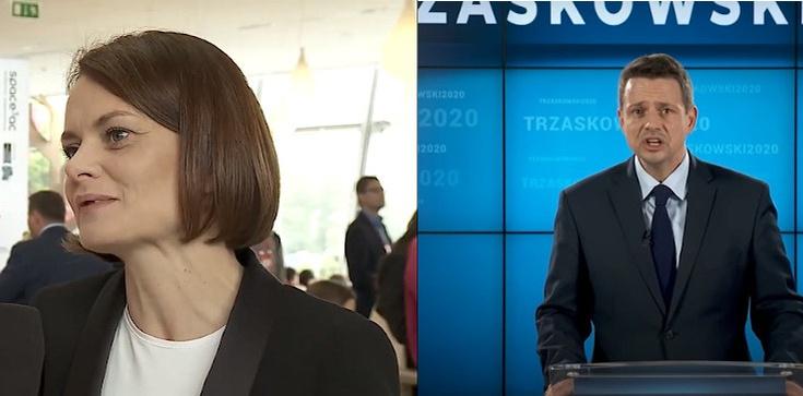 Emiliewicz: wątpię, czy Trzaskowski sobie poradzi z zarządzaniem Polską - zdjęcie