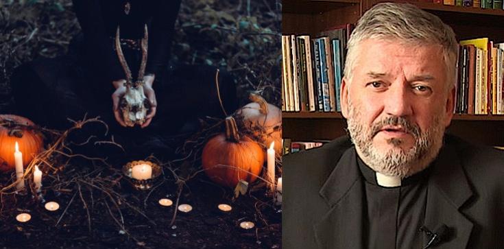 Ks. Robert Skrzypczak o Halloween: Demon nie żartuje! - zdjęcie