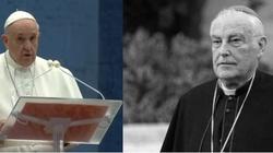 Franciszek o kard. Grocholewskim: Dał świadectwo kapłańskiej żarliwości  - miniaturka