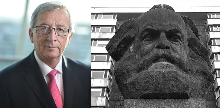 Skandal! Juncker uczci urodziny Marksa - zdjęcie