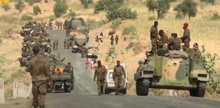 Etiopia. Armia zabija cywilów, bombarduje kościoły, domy i szkoły - zdjęcie