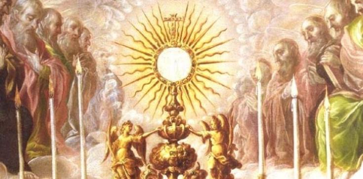 O nieskończonej mocy Eucharystii... - zdjęcie