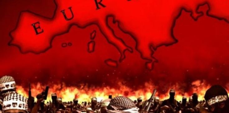 Tak skończy się Europa: Pod butem islamskich barbarzyńców - zdjęcie