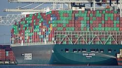 Statek, który zablokował Kanał Sueski został skonfiskowany - miniaturka