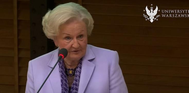 Prof. Łętowska: Rozstrzygnięcie TK nie ma znaczenia. To krok w kierunku ,,prawnego Polexitu'' - zdjęcie