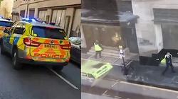 Atak nożownika w siedzibie Sony w Londynie! - miniaturka