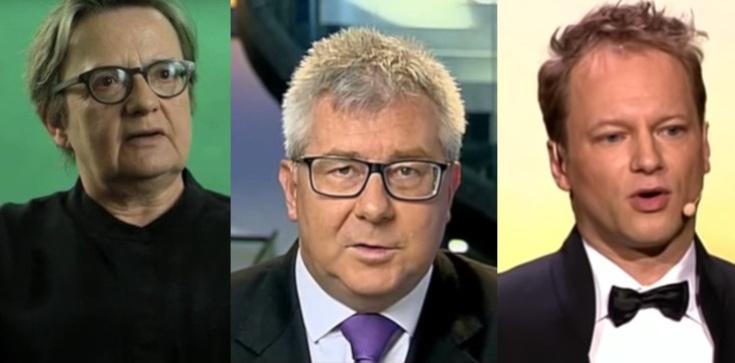 Ryszard Czarnecki: Anty-PiS-owscy trendsetterzy i posłuszni celebryci... - zdjęcie
