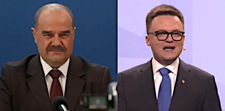 Kuźmiuk: Wygląda na to, że Hołowni doradzają specjaliści, którzy pisali scenariusz do serialu ,,Ranczo'' - zdjęcie