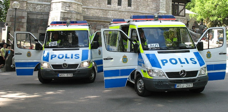 Terrorysta zaatakował w Szwecji. Osiem osób rannych - zdjęcie