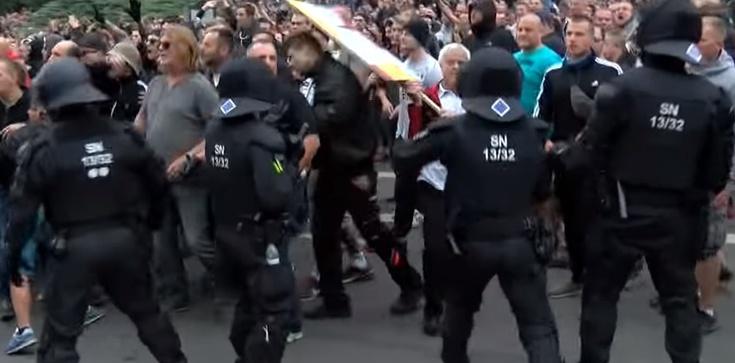 Co się dzieje w Niemczech? Chemnitz wstrząsane zamieszkami - zdjęcie