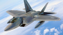 Cztery rosyjskie samoloty przechwycone przez myśliwce amerykańskie w pobliżu Alaski - miniaturka