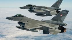 Pentagon wyjaśnia obecność dużej ilości amerykańskich myśliwców w Polsce - miniaturka