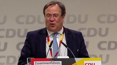 Laschet: zamiast reparacji wojennych finansowanie społeczeństwa obywatelskiego - miniaturka