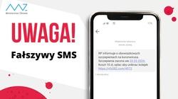 Fake News! MZ: nie wysyłamy sms-ów - miniaturka