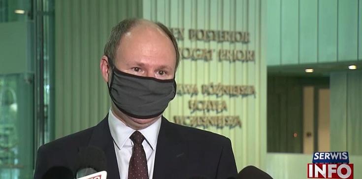 """Rzecznik ID SN: """"Orzeczenie TSUE nie wpływa bezpośrednio na Sąd Najwyższy"""" - zdjęcie"""