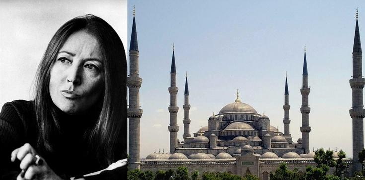 Oriana Fallaci: Upadniemy pod naporem islamskiego nazizmu! - zdjęcie