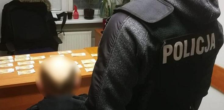 Uwaga! Fałszywe banknoty. Policja udaremniła wprowadzenie do obiegu - zdjęcie