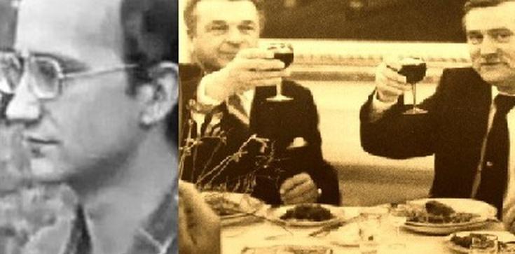 Michał Falzmann-pierwsza ofiara politycznej mafii IIIRP - zdjęcie
