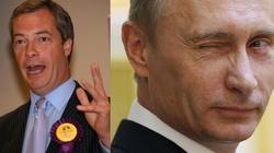 Nigel Farage - człowiek Kremla od rozwalania UE? - miniaturka