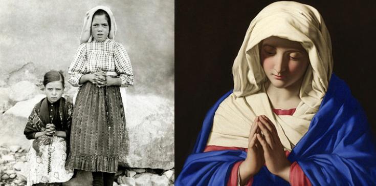Pokuta w świetle orędzia Matki Bożej Fatimskiej - zdjęcie